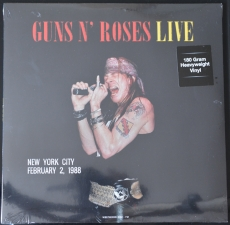Guns N' Roses - Live In New York City February 2 1988