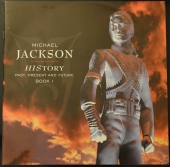 Michael Jackson - HIStory - Past, Present And Future - Book I