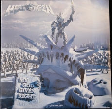 Helloween - My God-Given Right Ltd (Picture Vinyl)