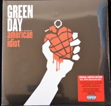 Green Day - American Idiot Ltd (Colored Vinyl)