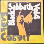 Black Sabbath - Black Sabbath Vol. 4