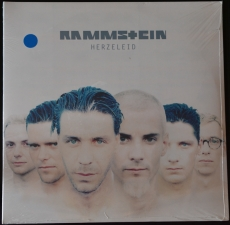 Rammstein — Herzeleid (Colored Vinyl)