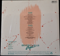 Various - Music From The Motion Picture Soundtrack - Beverly Hills Cop
