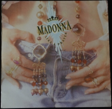 Madonna - Like A Prayer (Poland)